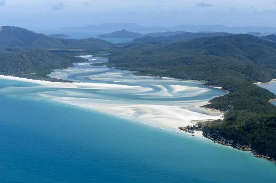 Cruise Whitsundays Australia