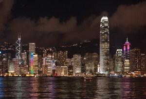Hong Kong Skyline (香港天际线)