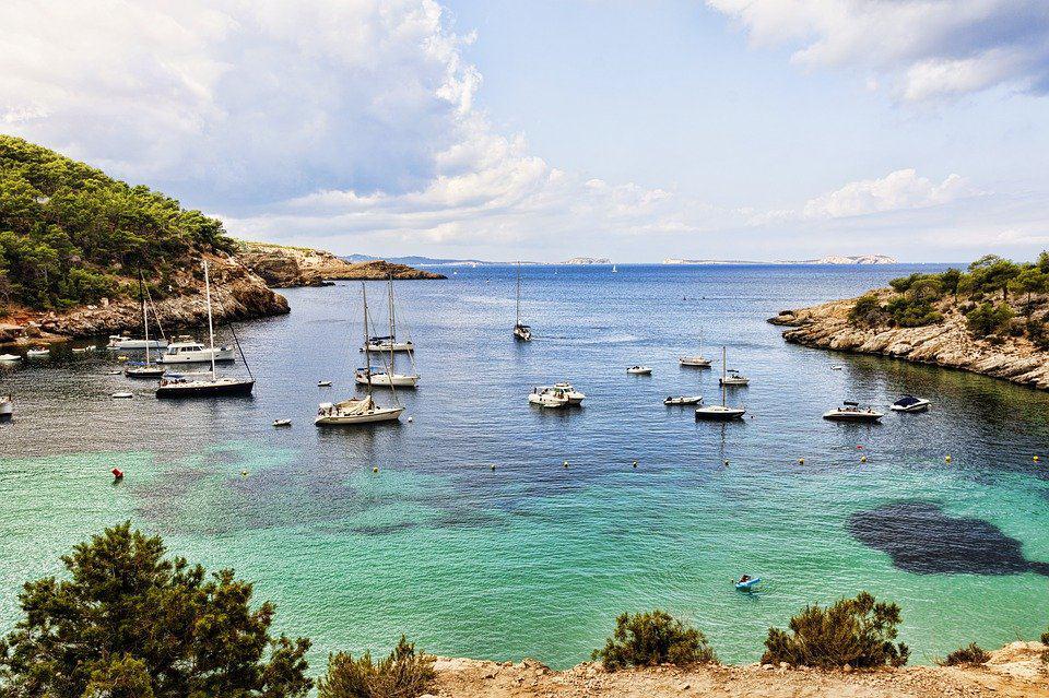 Ibiza on a budge