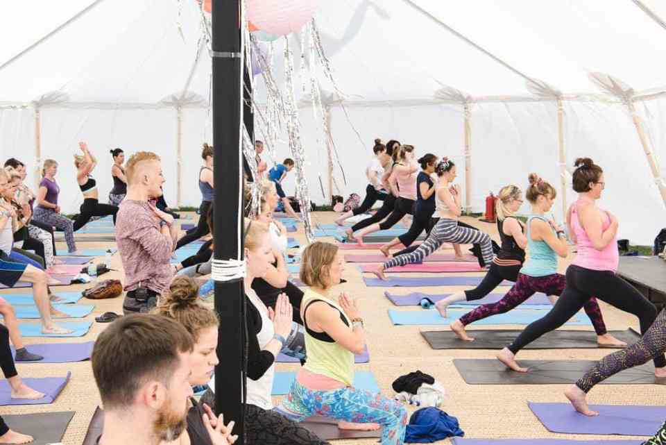 Top Fitness Classes in London