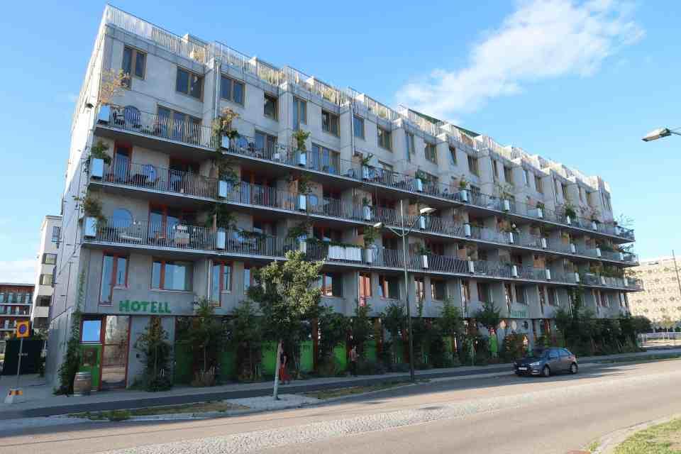 Ohboy Hotell, Malmo