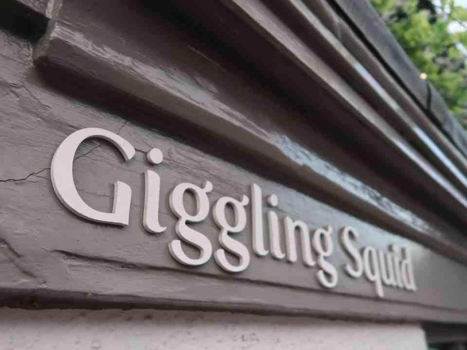 Giggling Squid Berkhamsted