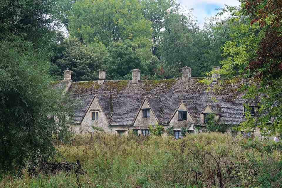 The Cotswolds Bibury England