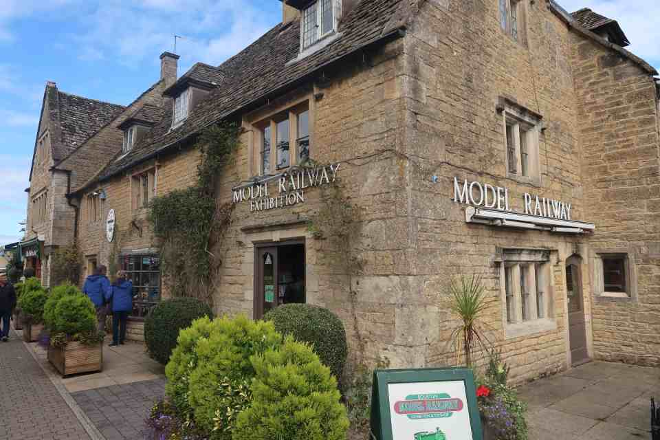 The Cotswolds Bourton-on-the-Water England