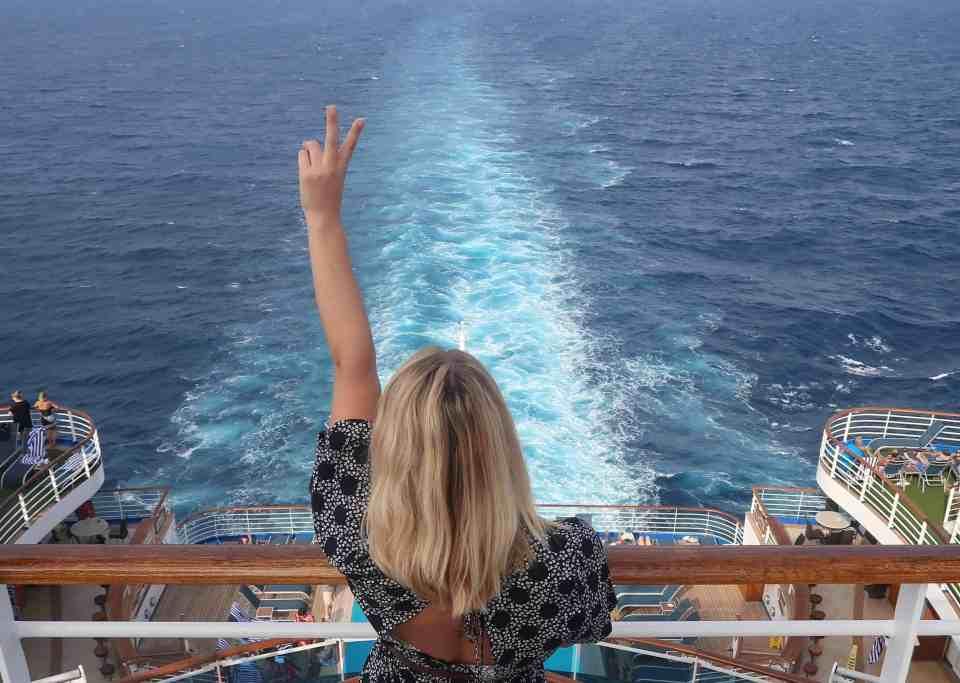 Crown Princess Princess Cruise Mediterranean Cruise Itinerary