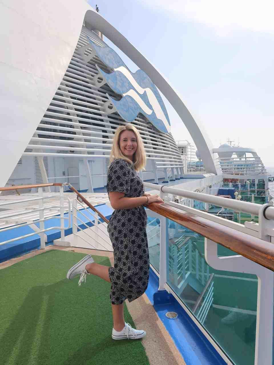Crown Princess Princess Cruise