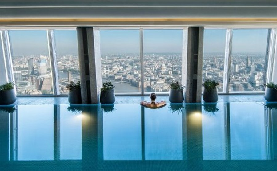 Shangri-La Hotel at The Shard, United Kingdom