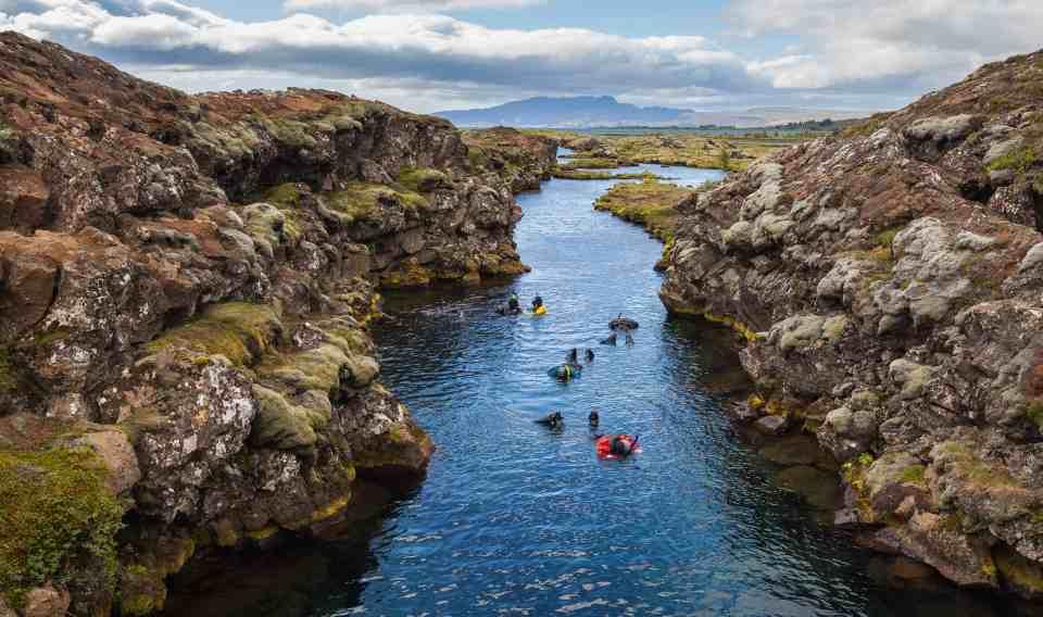 Road Trip Itinerary around Iceland