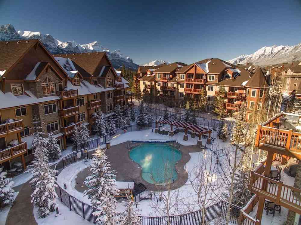Where to stay in Banff