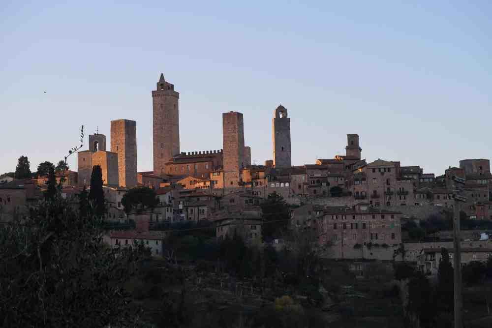 Italy Tuscany Itinerary