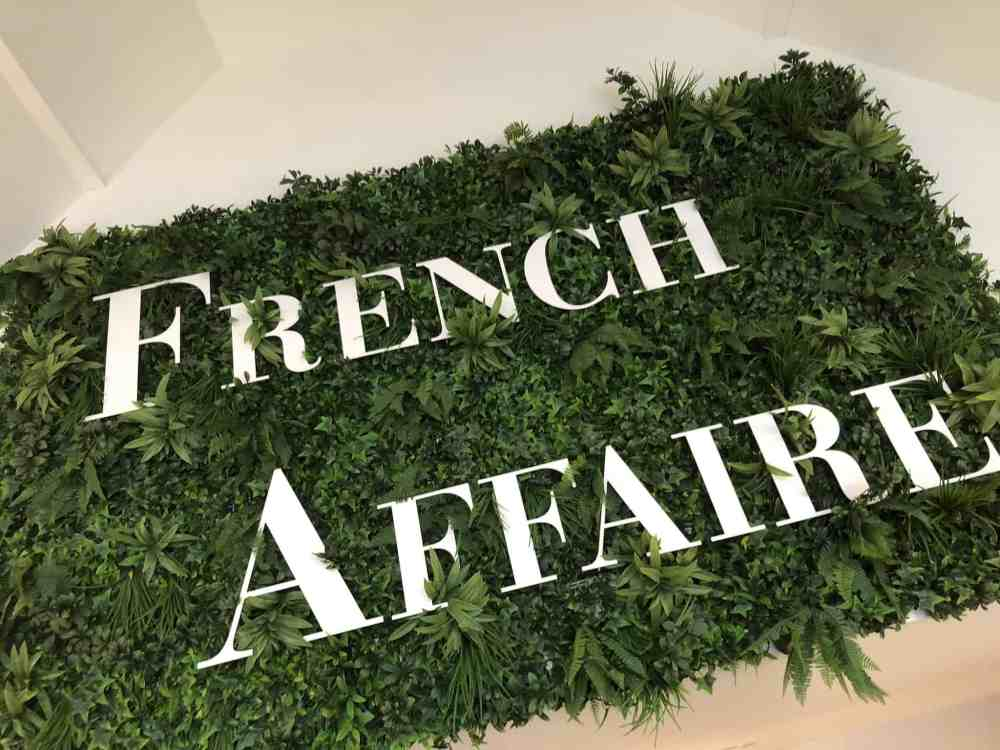 french affaire