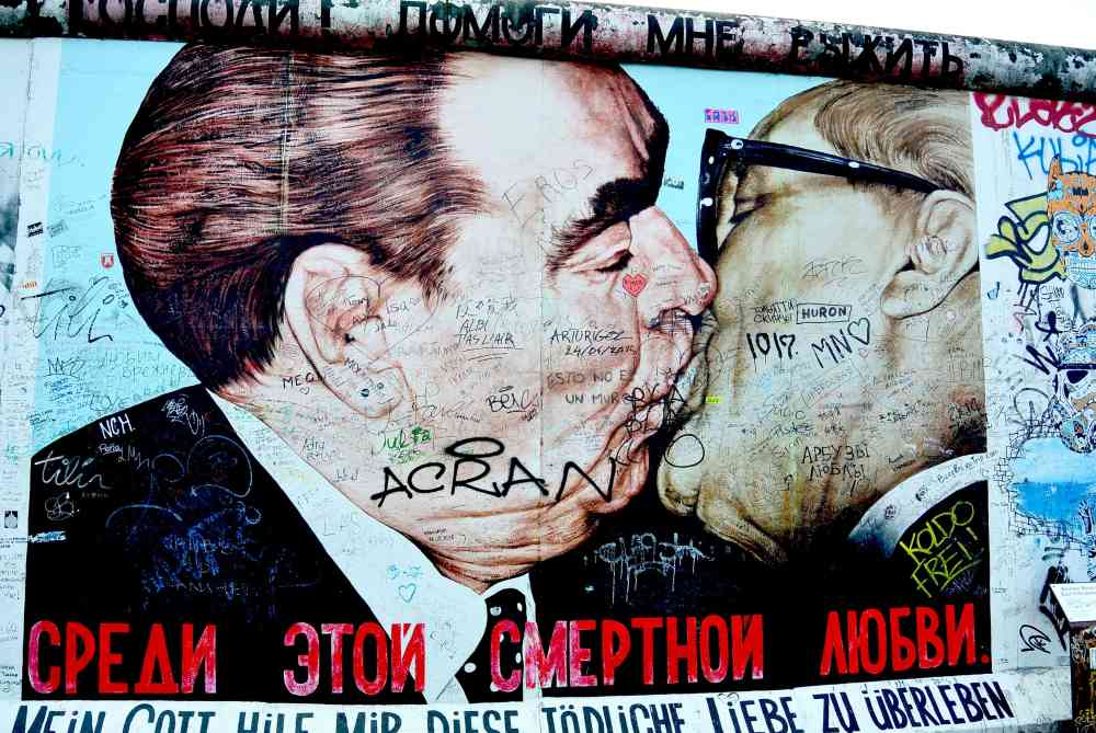 East side gallery berlin germany