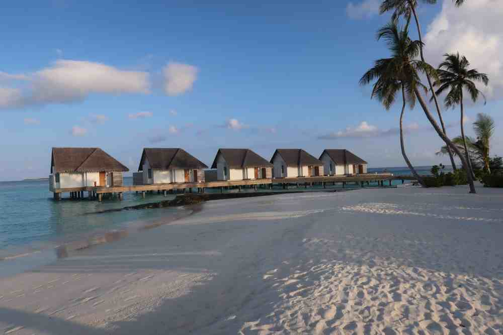 Fushifaru The Maldives Accommodation