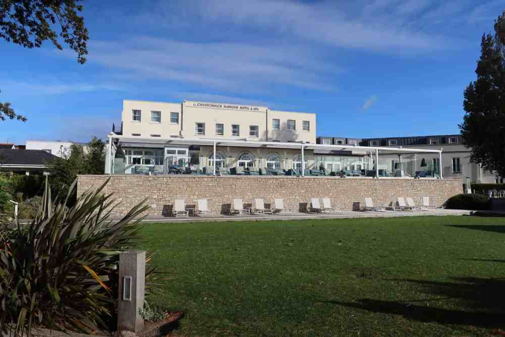 Christchurch Harbour Hotel Bournemouth