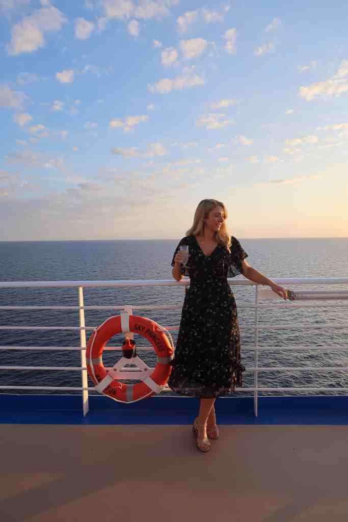 Sky Princess Cruise