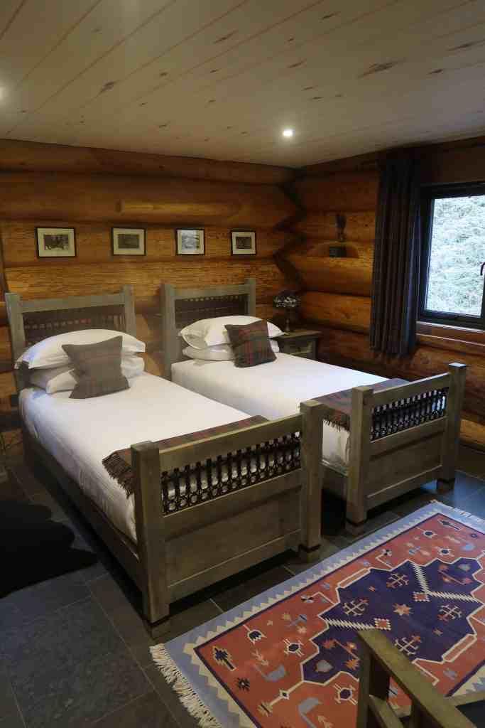 scottish highlands accommodation Eagle Brae