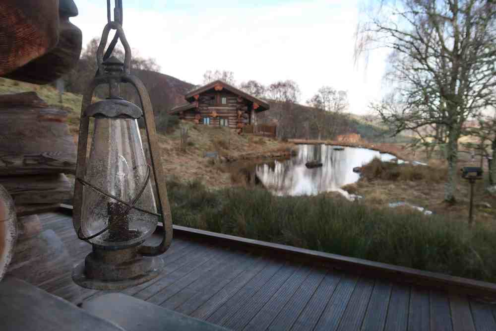 Scottish Highlands Eagle Brae