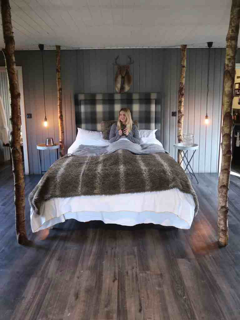 cosy log cabins uk york