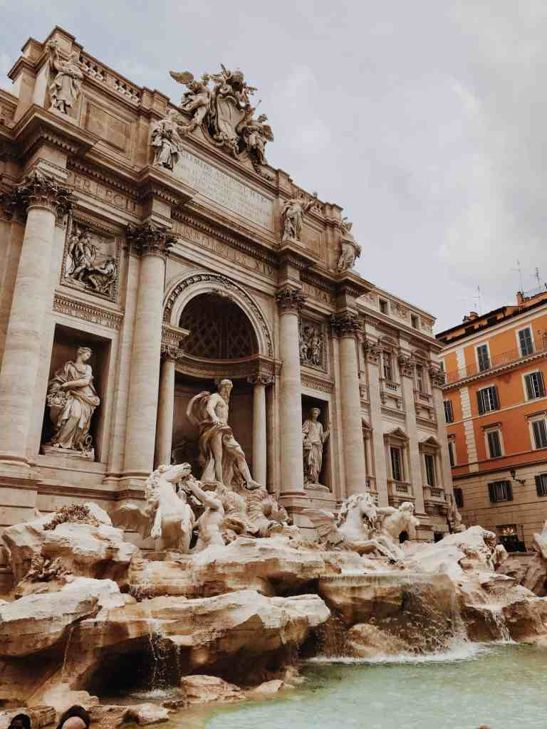 trevi-fountain-Weekend-in-Rome