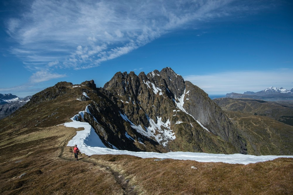 best hikes in scotland Old Man of Storr