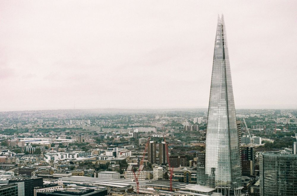 things to do in london the shard