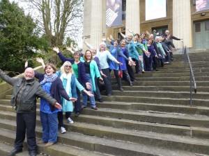 Bristol Choir Convention - April 2014