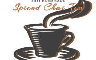 Easy Homemade Spiced Chai Tea - Sophisticated Booty