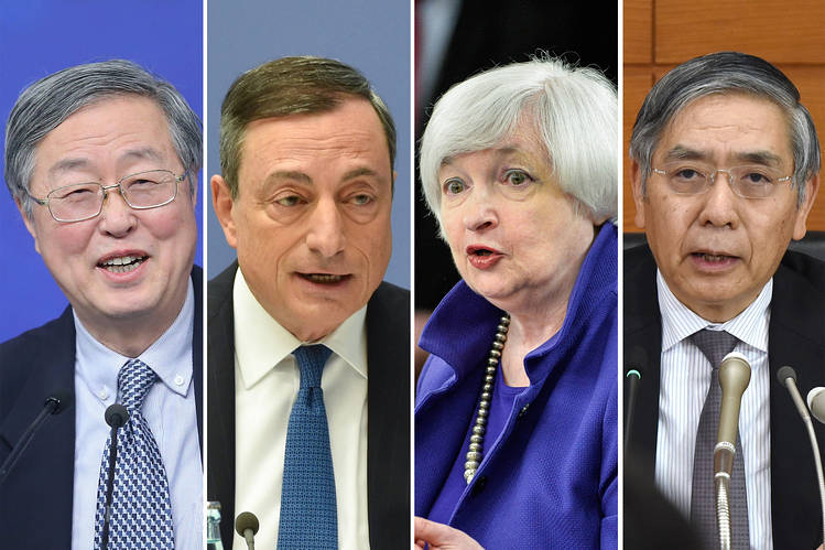 Central Bankers