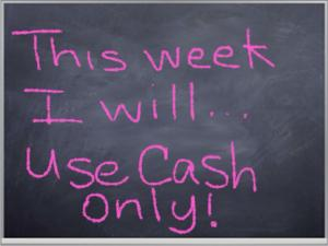 weekly financial challenge