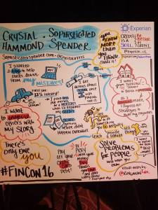 FinCon16, experian, credit, sophisticated spender