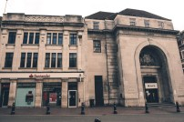 High Street Banks near Broadgate