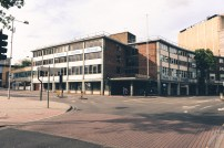 Coventry Evening Telegraph Building