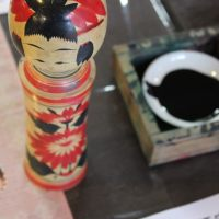 Kokeshi-making