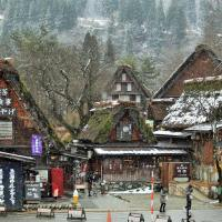 Shirakawago: Winter Wonderland in Japan