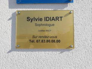 Sylvie IDIART Sophrologue Certifiée RNCP