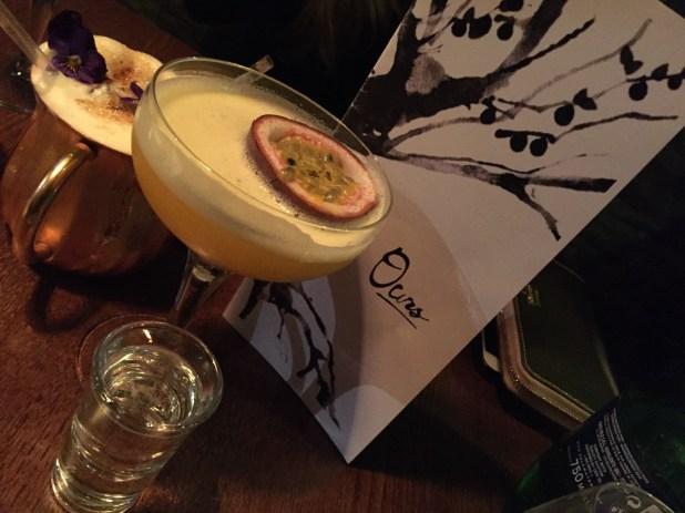 Pornstar martini?!