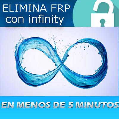 Como Eliminar FRP Con infinity box