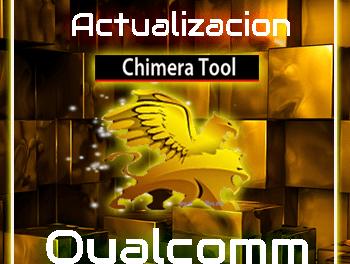 Chimera tool Actualización Qualcomm