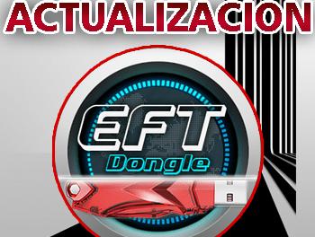 Actualización EFT Dongle