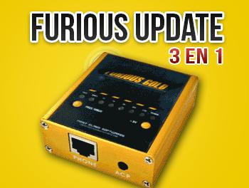 Actualización furious gold  QCOM SMART TOOL / SPDTOOL / FLYCAPTAIN HUAWEI