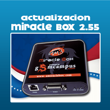 Actualización Miracle Box v2.55
