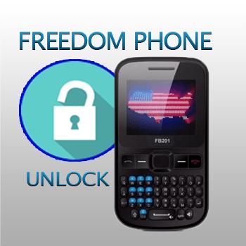 Freedom Phone f-phone unlock