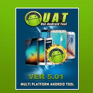 Actualización Uni-Android Tool [UAT] Version 5.01