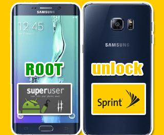 Samsung G928P Unlock y Root 6.0.1