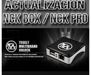 NCK Box Android MTK Module v1.8.8.5