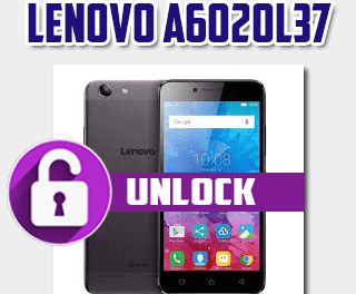 Unlock Lenovo a6020l37 vibe k5
