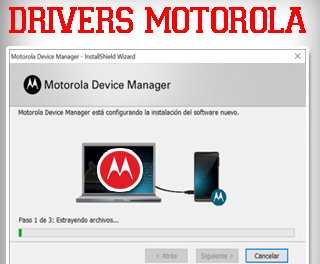 Drivers motorola con device manager