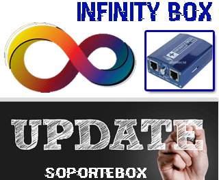 Infinity SM software v1.08 released