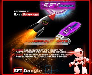 EFT Dongle Version 1.3.0