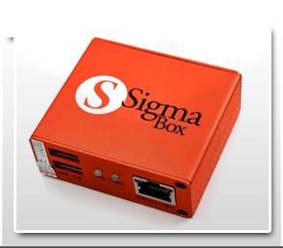 Sigma Software v.2.27.14 Nueva plataforma soportada Spreadtrum